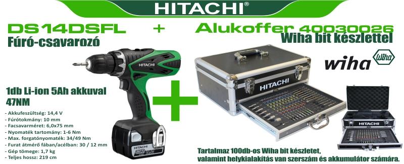 Hitachi+Wiha