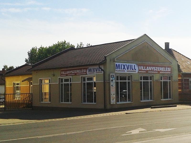 Mátészalkai üzletünk (240m-rel) elköltözött
