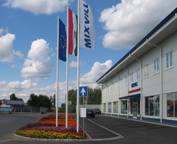 Központ:  Debrecen