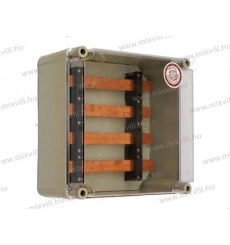Csatari-PVT-3030-GS4-tokozat-250A-4-sines-szekreny
