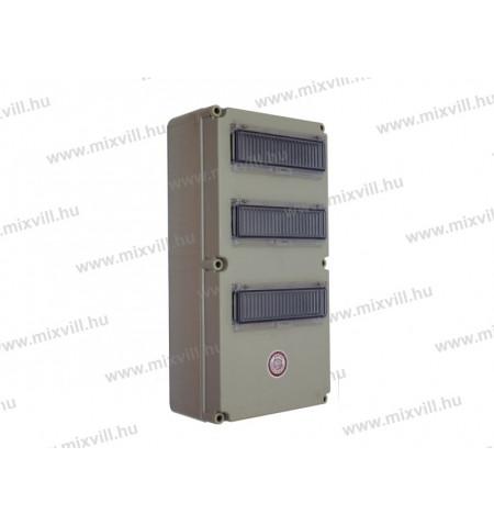 Csatari-PVT-3060-AK-3x12-tokozat-kabelfogado-szekreny