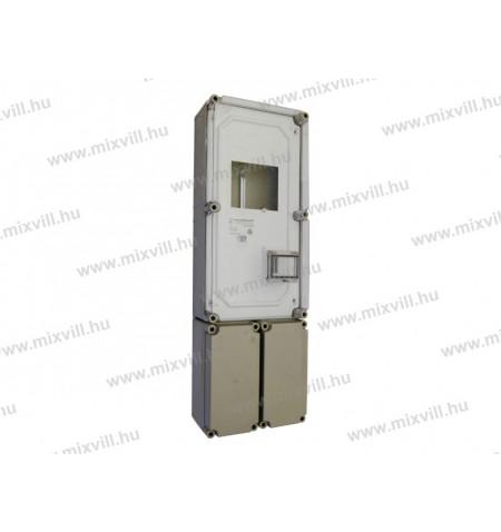 Csatari-PVT-3060-FO2-tokozat-kabelfogado-meroora-szekreny