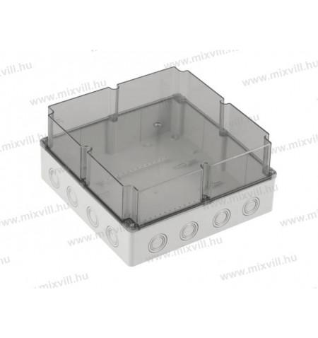 ELO-290AM2_IP67_Muanyag_atlatszo_magositott_falonkivuli_dobozok