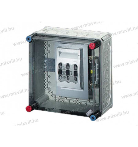 Hensel-MI-75250-NH00-keses-3polusu-400A-IP65-biztosito-szekreny-atlatszo-fedel