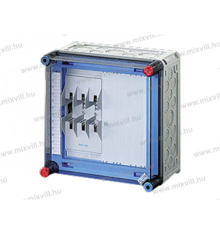Hensel-MI-76212-NH00-keses-3polusu-125A-IP65-biztosito-szekreny-atlatszo-fedel