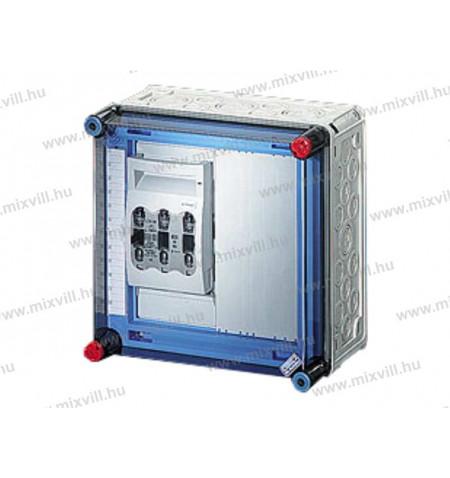 Hensel-MI-76226-NH00-keses-3polusu-125A-IP65-biztosito-szekreny-atlatszo-fedel