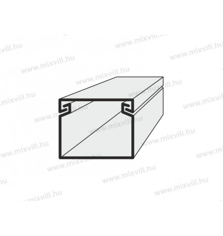 EIP_30x25mm_Mini_muanyag_kabelcsatorna_kep1