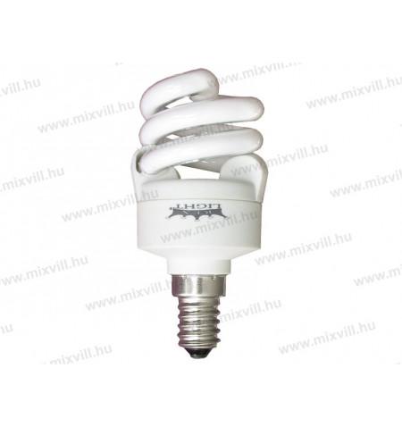 REX_energiatakarekos_spirál T2 E14 7W kompaktizzó_kep1