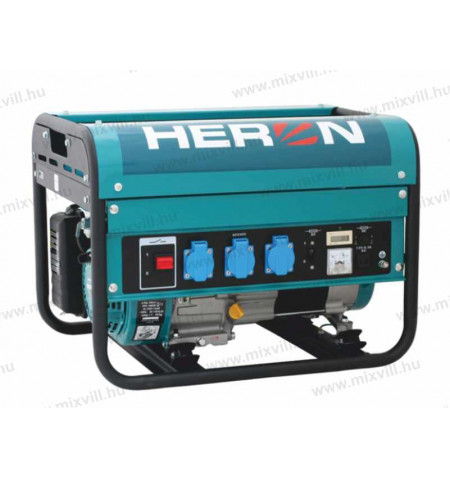 HERON_benzines_aramfejleszto_2,8kVA_egyfazisu_8896116_EGM-30_AVR_kep1