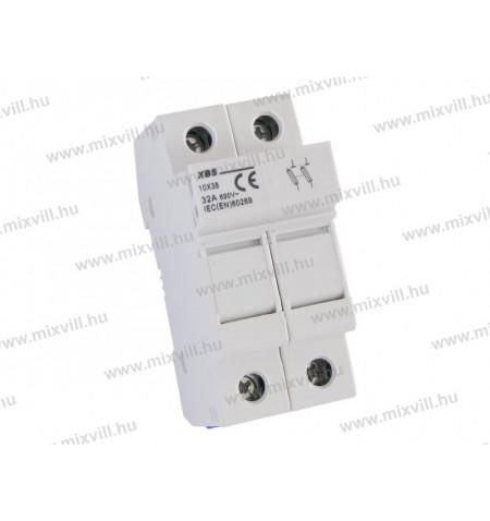 XBS-10x38-biztosito-aljzat-2P-Zart
