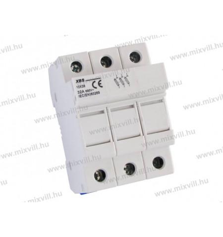 XBS-10x38-biztosito-aljzat-3P-Zart