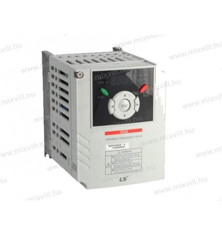 LG_SV-IG5A_Frekvenciavalto_1,5kW_3x400V_50Hz_4A_Vektoros_IP20_RS-485