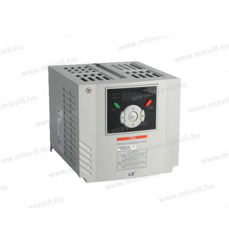 LG_SV-IG5A_Frekvenciavalto_2,2 kW_3x400V_50Hz_6A_Vektoros_IP20_RS-485