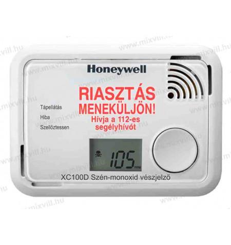 XC100d_honeywell_szen-monoxid_erzekelo_CO2