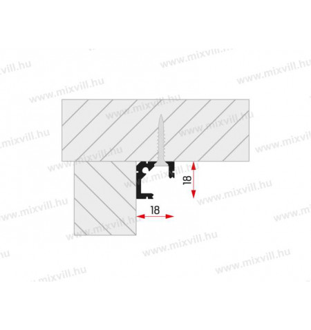 Sarok_profil_led_szalaghoz_aluminium_csavarozhato_LL-07_02