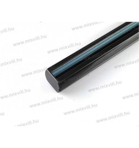 VT-9952_fekete_sin_sines_track_light_lampatesthez_3_fazis_150cm