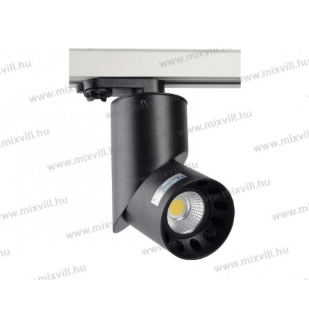 1202_Led_Track_Light_Sines_Lampa_fekete_23W_v-tac