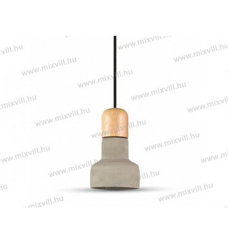 v-tac_sku-3855_beton_e27_fuggesztek_lampa_csillar