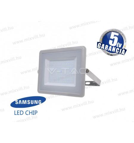V-TAC_474_LED_reflektor_100W_6400K_8000lm_feher_IP65