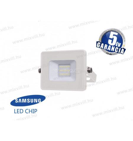 V-TAC_427_LED_reflektor_10W_3000K_800lm_feher_IP65