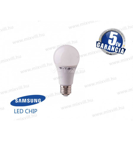 V-TAC_232_LED_lampa_E27_gomb_A58_11W_4000K_1055lm_Samsung_Chip