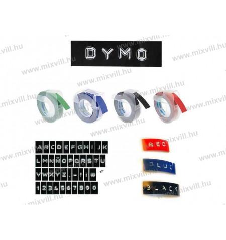 dymo-omega-mechanikus-3d-retro-feliratozogep-SZALAGok-
