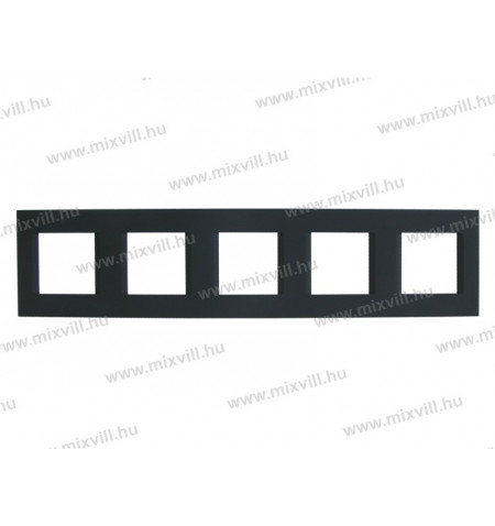 modul-OL29SB-otos-5x2-line-fekete-diszkeret