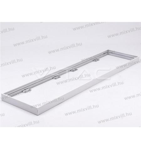 v-tac-8158-led-panel-rogzito-aluminium-keret-30x120