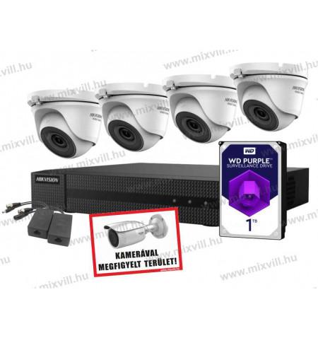Hikvision-HiWatch-HISET6_fullpack_biztonsági-kameraszett_kamerarendszer