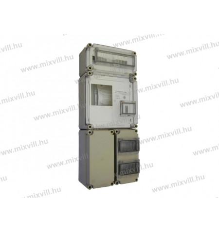 Csatari-PVT-3030-FO-2x6-AK-F12AK-tokozat-kabelfogado-meroora-szekreny