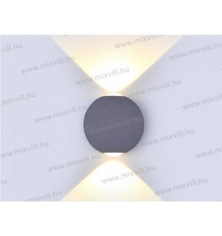 v-tac-sku-8306-szurke-kulteri-fali-led-lampa