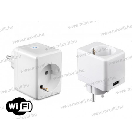 v-tac-sku-8416-amazon-alexa-wifi-konnektor-dugalj