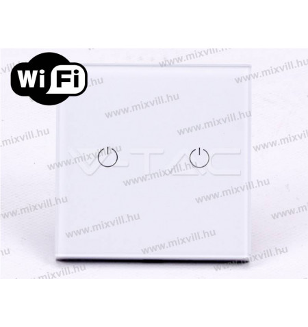 v-tac-sku-8418-amazon-alexa-wifi-kapcsolo-erintos-villanykapcsolo