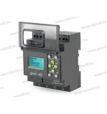 OMU-PLC-G8DDT10-GENIE-NX-PLC-kijelzovel-digitalisalis-es-analóg-be-es_kimenet-12-24VDC