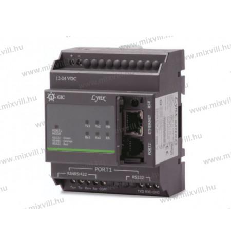 OMU_PLC_25A11A0_Lynx_Gateway_RS232-RS422-RS485-Ethernet-TCP-IP_PLC-12-24VDC
