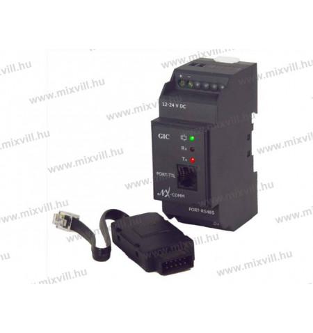 Omu_System_PLC_G8XDTR4_RS485_kommunikacios_modul_GENIE-NX_PLC_12-24VDC