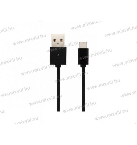 V-tac_Sku-8448_android_micro_USB_kabel_fekete