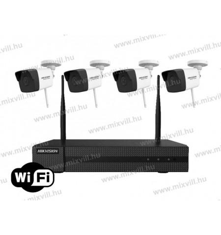 Hikvision-HiWatch-HWK-N4142B-MH-W-wifi-kamera-rendszer-szett-