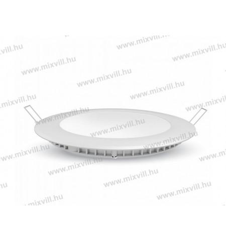 v-tac-sku-6423-kerek-sullyesztett-led-panel-gipszkartonba-22W_