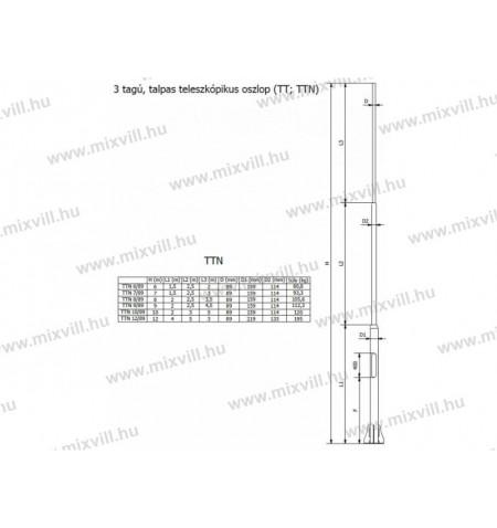 TTN-harom-tagu-talpas-acel-lampaoszlop-villanyoszlop-