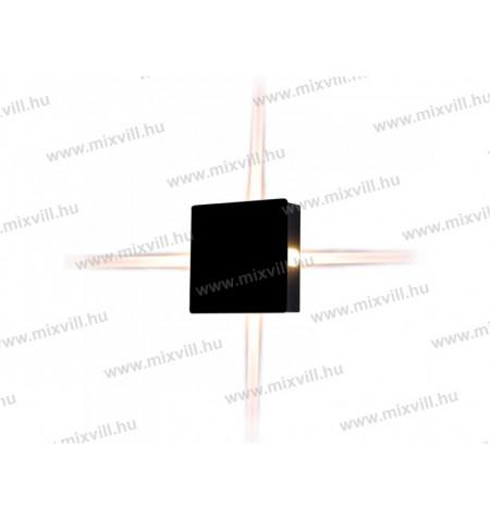 v-tac-sku-8211-szogletes-fekete-kulteri-fali-led-lampa
