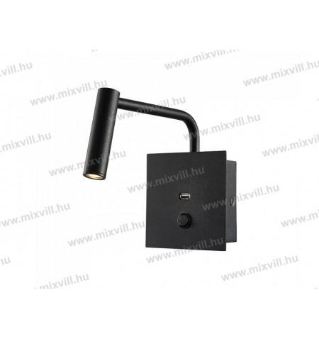 v-tac-sku-1487-fali-led-hajlithato-olvaso-USB-toltovel-lampa