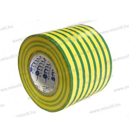 5020-szigeteloszalag-szigszalag-20m-zoldsarga-