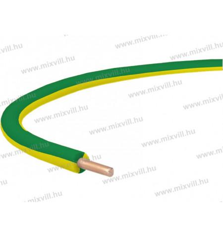 H05V-U-MCU-Tomor_rez_vezetek_kabel-zold-sarga