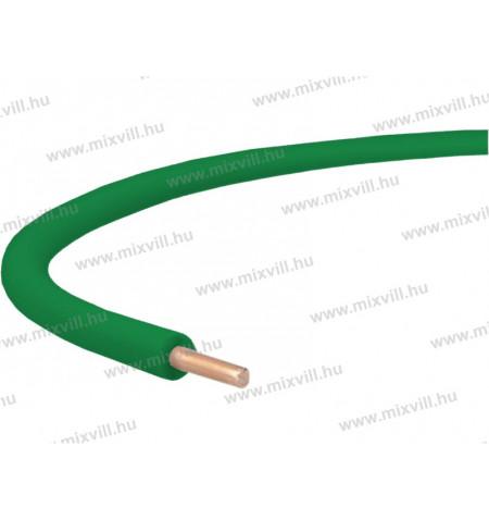 H05V-U-MCU-Tomor_rez_vezetek_kabel-zold