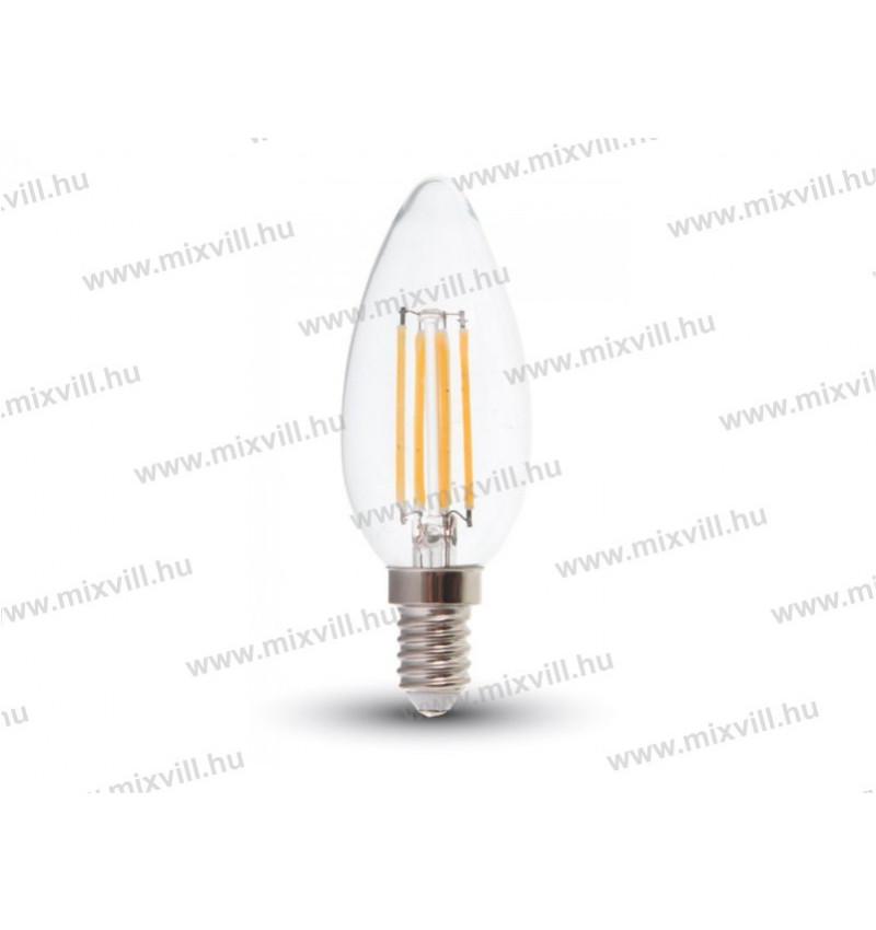 V-tac-sku-7424-e14-6w-led-gyertya-izzo