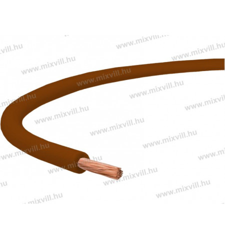 H05V-K-MKH-barna-vezetek