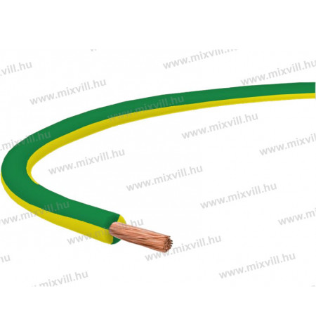 H05V-K-MKH-zold-sarga-vezetek