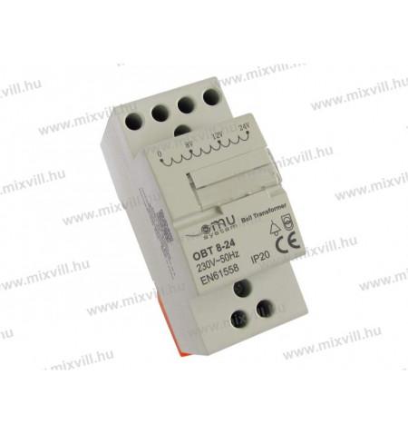 Omu-system-OBT-csengotranszformstor-230v-8v-12v-24V