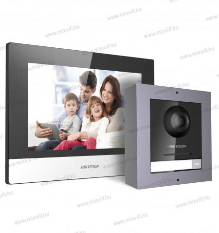 Hikvision_DS-KIS602_IP_telefon_szett_Intercom2_front